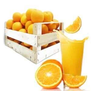 arancia spremuta Tarocco Nucellare
