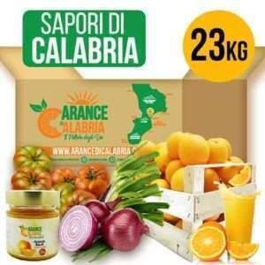 Box sapori di Calabria