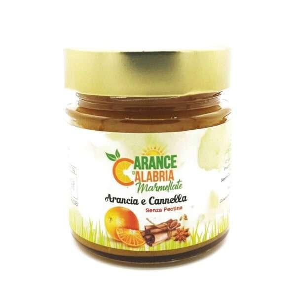 Marmellata Arancia e Cannella